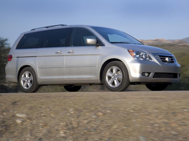 2008 honda odyssey minivan specifications pictures prices. Black Bedroom Furniture Sets. Home Design Ideas