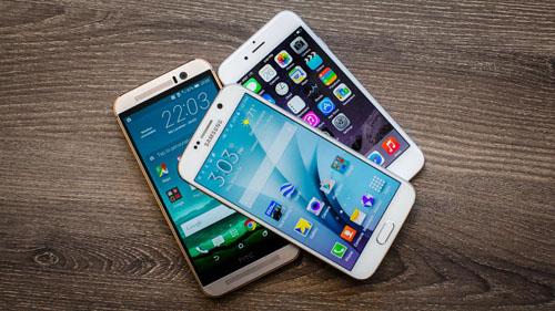 Mot so nhuoc diem tren Galaxy S6 cua Samsung  anh 2