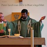 Pater Jacob nun auch in Buer eingeführt
