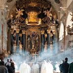 Allerheiligen - Pontifikalamt - Stiftskirche Wilten - Capella Wilthinensis - 01.11.2015