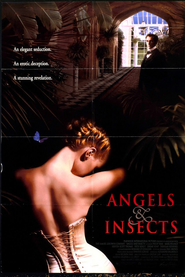 Angels and insects 1995 film review by Jitu Das film reviews