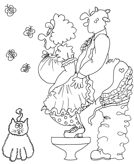 The Challenge Kama Sutra Sexy Adult Coloring Page From Chubby Art Cartoon Colouring  Books For Sex Maniacs Two Dyi Printable Coloring Pages