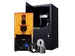 SLA/DLP/LCD Resin 3D Printers
