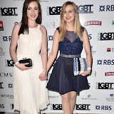 OIC - ENTSIMAGES.COM - Rose and Rosie at the  British LGBT Awards in London  13th May 2016 Photo Mobis Photos/OIC 0203 174 1069