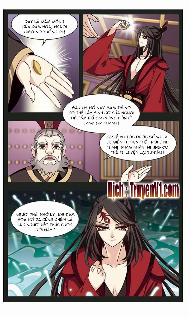 Phong Khơi Thương Lam Chap 79 - Trang 4