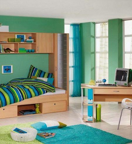 Mẫu thiết kế cho phòng ngủ vẫn đẹp trong nhà chật-7