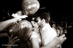 Foto 2356pb. Marcadores: 30/07/2011, Casamento Daniela e Andre, Rio de Janeiro