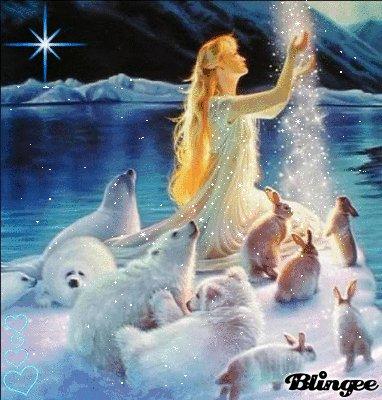 Arctic Magic, Magic And Spells