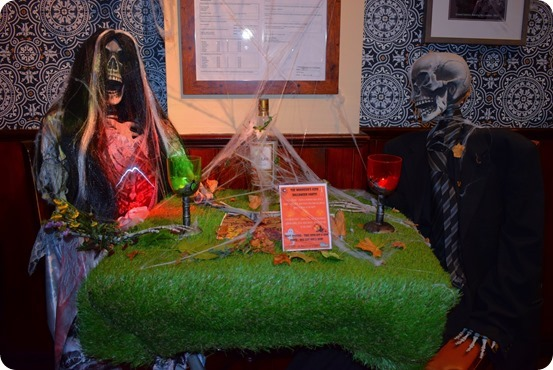The Woodside - adult Halloween party (1)