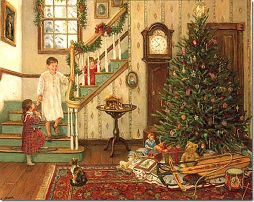 imágenes vintage navidad (2)