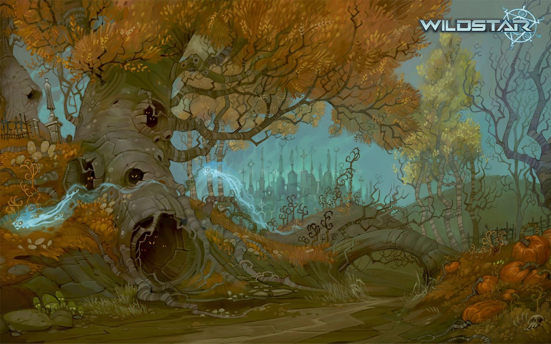 Loạt hình nền đẹp mắt của MMORPG Wild Star - Ảnh 11