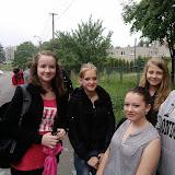 Školní výlet - exkurze 8. B