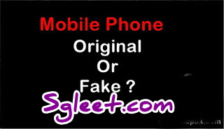 HOW TO CHECK IF YOUR MOBILE DEVICE IS FAKE OR NOT