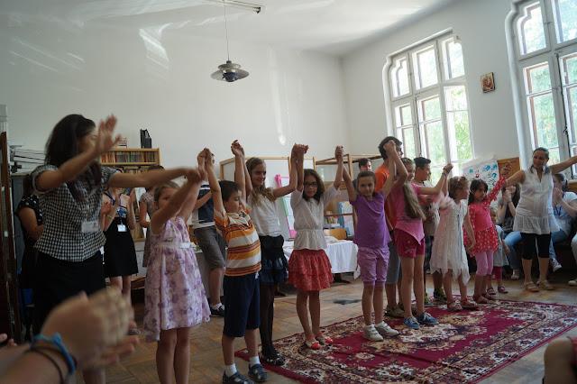 11 iulie - Festivitatea de încheiere a celei de-a III - a serii