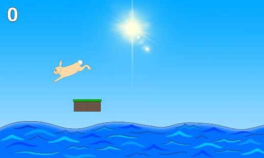 Platform Hopper - Rabbit Jump - náhled