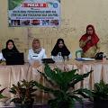 Pustu Desa Kampung Baru Kecamatan Concong Gelar Sosialisasi Tentang Pemberdayaan Buku KIA, Stunting dan  Pola Hidup Bersih dan Sehat