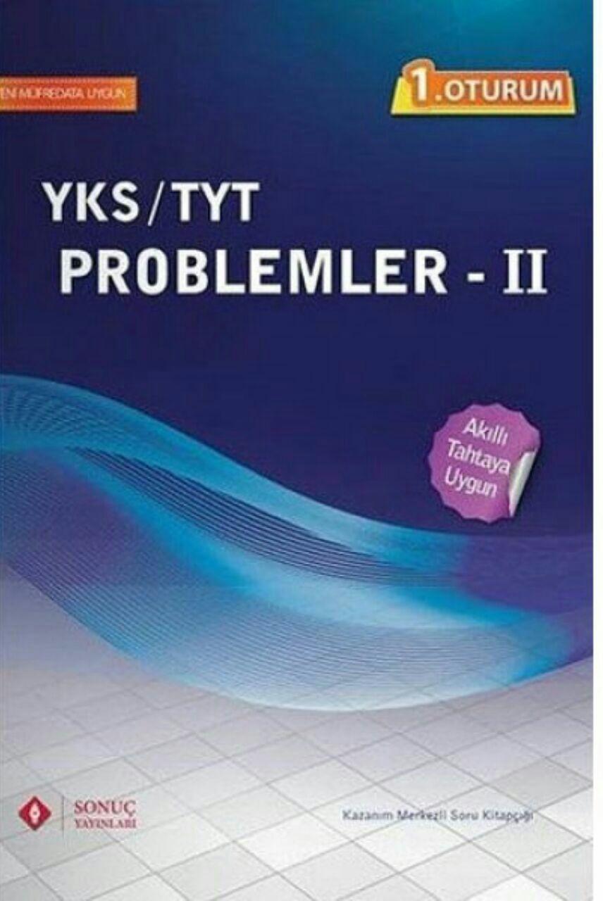 Sonuç Yayınları Problemler 2