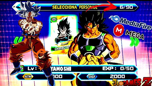 SAIUU!! NEW DRAGON BALL FIGHTERZ PARA ANDROID (MOD) 2018 YAMOSHI GOKU SSJ 4 EVIL SAIYAJIN + DOWNLOAD