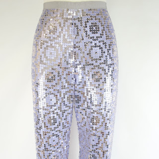 Marc Jacobs Collection NEW Sequin Trousers