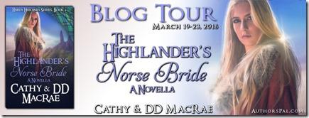The Highlander%27s Norse Bride Tour   Banner