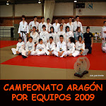 CAMPEONATO ARAGÓN POR EQUIPOS 2009