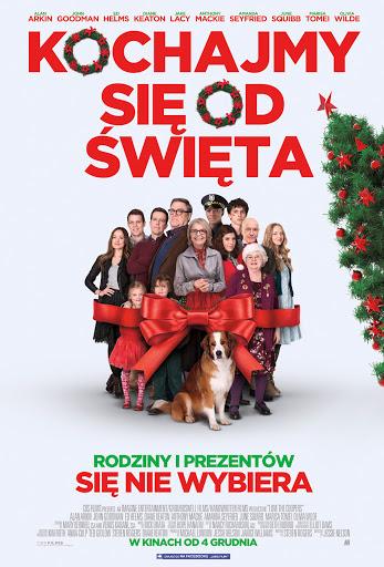 Polski plakat filmu 'Kochajmy Się Od Święta'