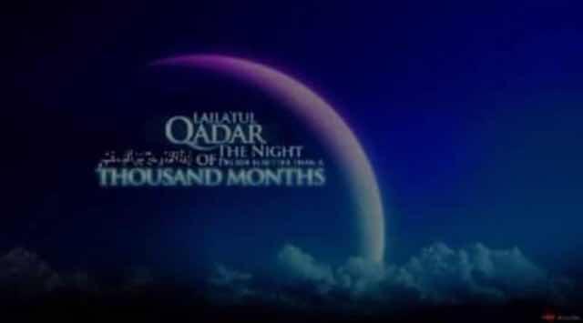 Lailatul Qadr Senilai Seribu Bulan