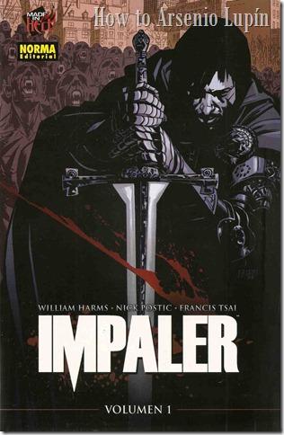 P00001 - Impaler Tomo #1