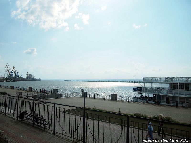 Казань, Волга
