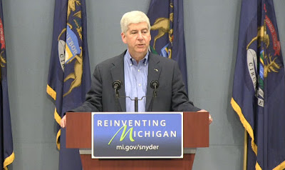 Michigan's 'nerd' governor refuses to endorse Trump