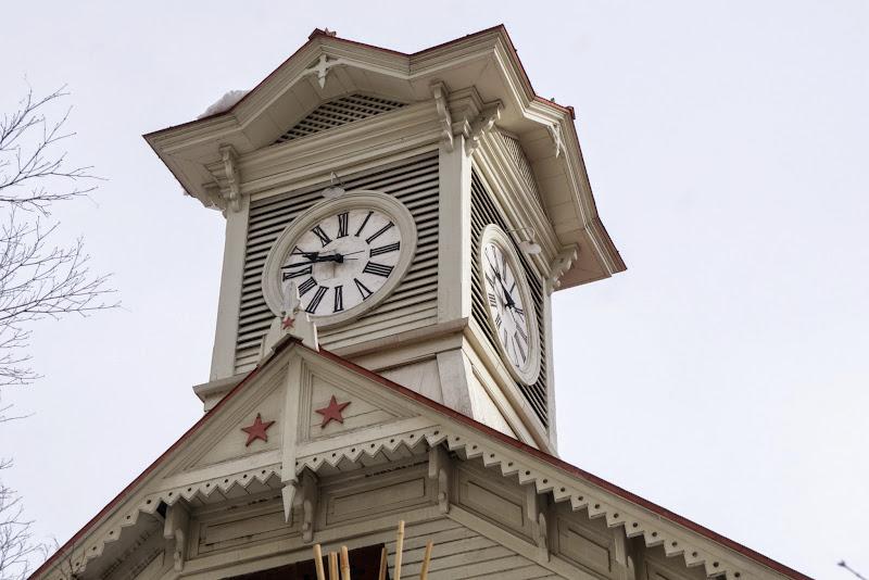 札幌市時計台 写真1