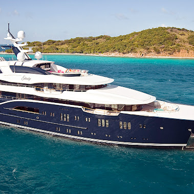Motor Yacht 'Solandge' Awarded 'Best Exterior' in first ever Monaco Yacht Sho...