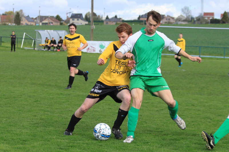 Reserven - Melsbroek: 2-3
