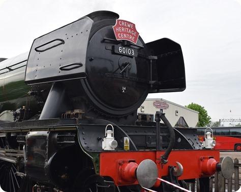Fying Scotsman - Crewe - 17-18 May  2017 (2)