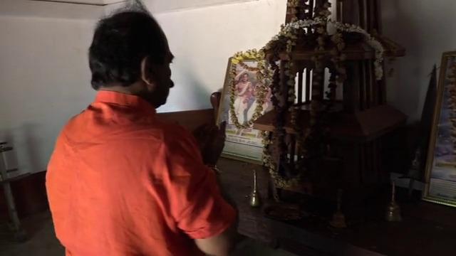 Jagadish Adhikari regrets on his statement | ವಿವಾದಿತ ಹೇಳಿಕೆ: ಕೋಟಿ ಚೆನ್ನಯರ ಗರಡಿಯಲ್ಲಿ ಜಗದೀಶ್ ಅಧಿಕಾರಿ ಕ್ಷಮೆ, ತಪ್ಪು ಕಾಣಿಕೆ