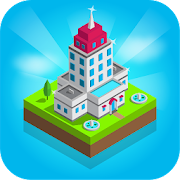 Town Merge: 2048 City Builder