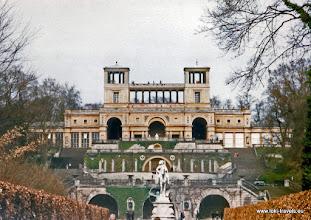 Photo: Potsdam. Sanssouci. Orangerie.