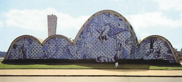 Igreja de Sao Francisco de Assis - Candido Portinari
