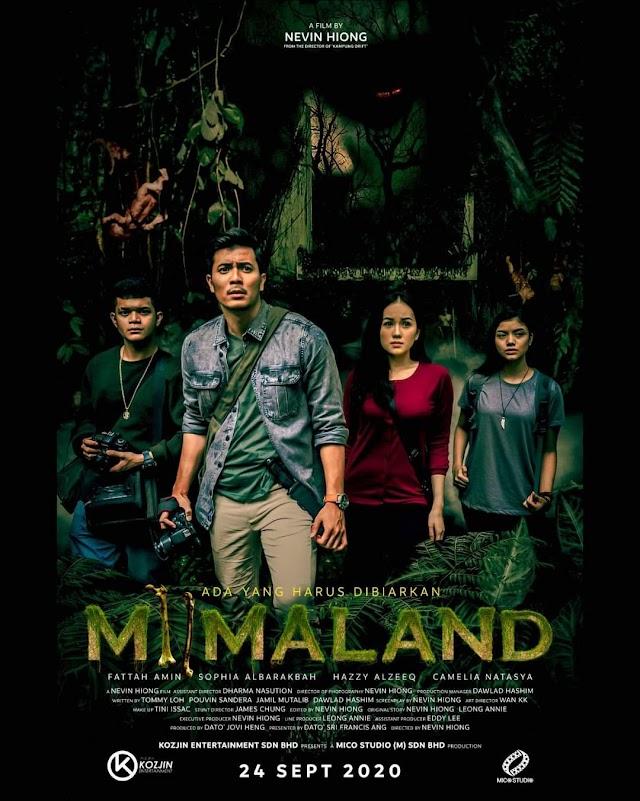 Movie Review: Miimaland, Lakonan Seram Misteri Pertama Fattah Amin