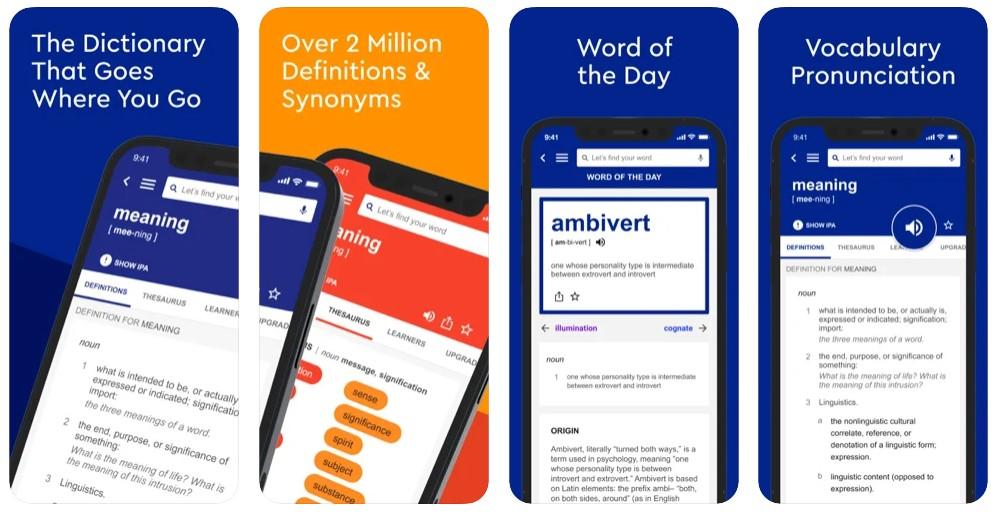 Dictionary.com: English Words