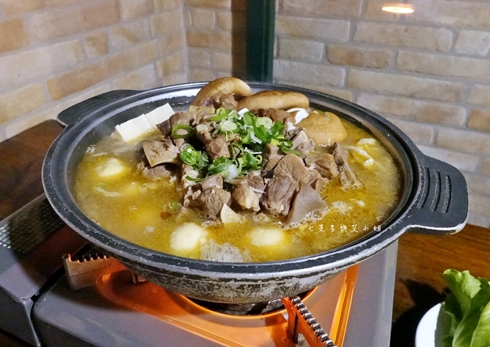 7 合江街 車庫羊肉爐 羊肉湯鍋