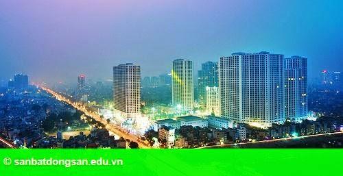 Hình 1: Land24 tổ chức triển lãm bất động sản tại Hà Nội