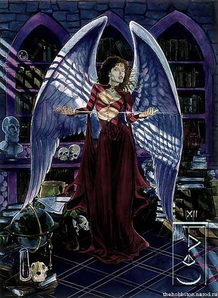 Magick Of Celestial Angel, Angels 4