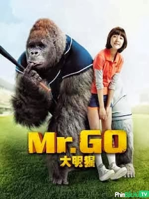 Phim Chú Tinh Tinh Go - Mr.Go (2013)