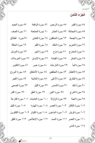 القرآن الكريم - تفسير ابن كثير screenshot 6
