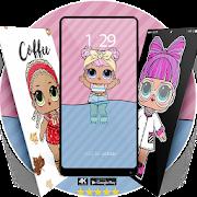 Cute Lol Dolls Surprise Wallpapers HD 4K
