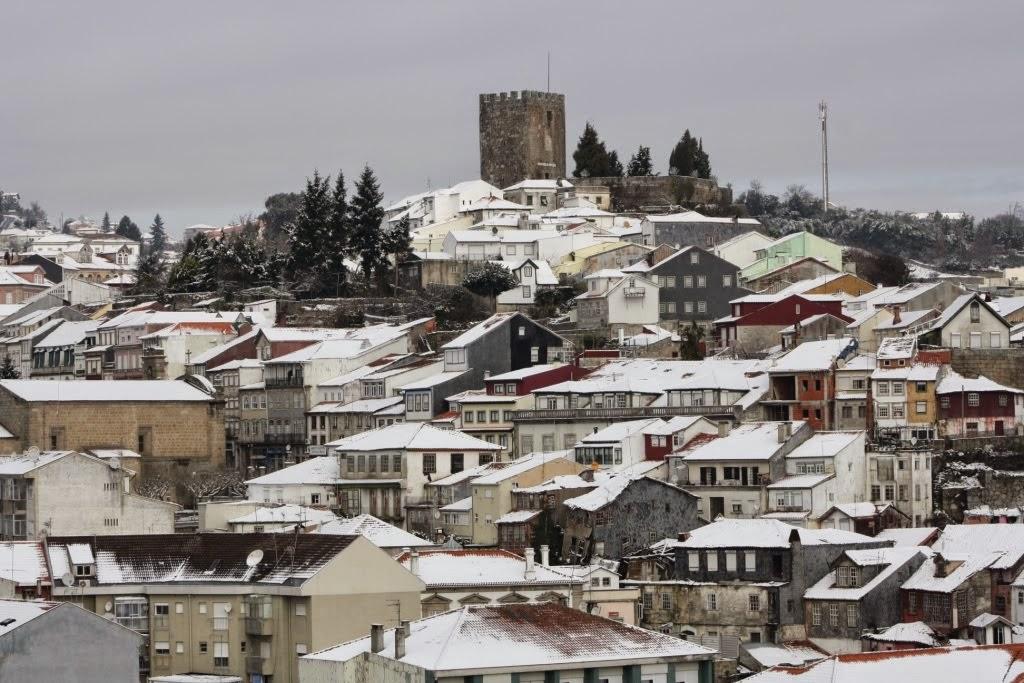 Panoramica Cidade Lamego