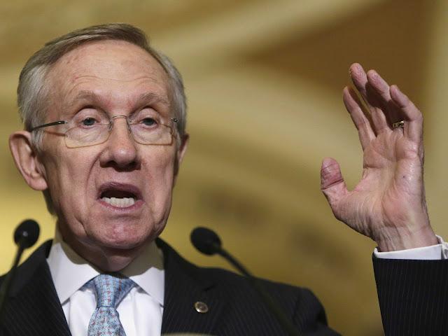 Senator Reid opposes mandatory sentences for repeat immigrant offenders