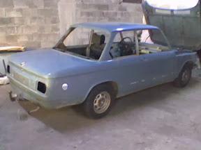 BMW 2002 Donor Car