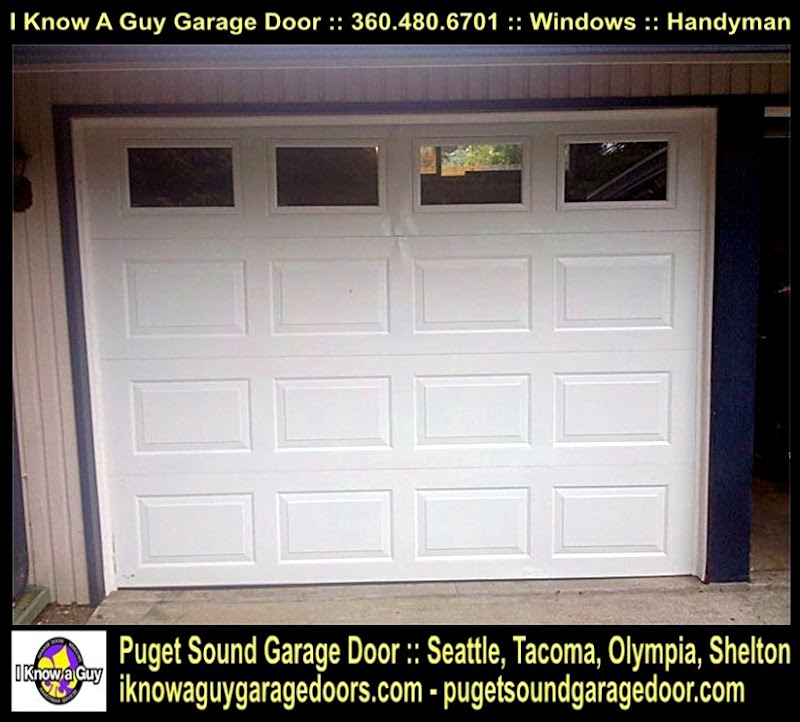 Garage door rocky point wa gdor seattle tacoma olympia for Garage door repair tacoma